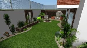 شركة تنسيق حدائق في العين