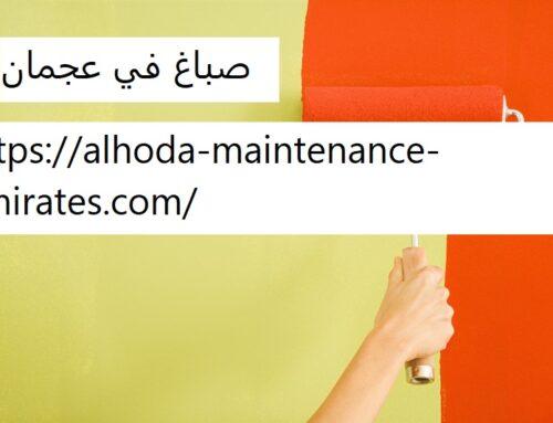 صباغ في عجمان |0557821580| شركات صبغ